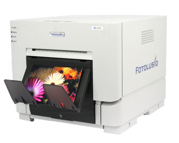 Loading the DNP DSRX1 Photo Printer_NB